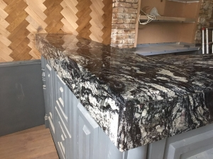 Granite Bar Worktops North London