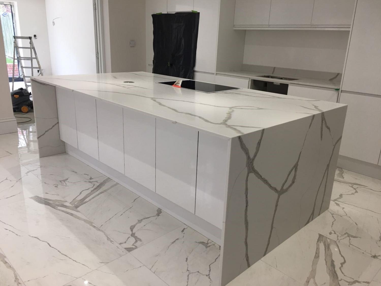 Quartz Worktops For Kitchens