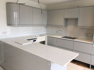 Quartz Kitchen Worktops London