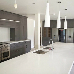 Pure White Kitchen Worktops